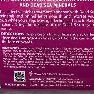 Dead Sea Collection Beauty Makeup - Retinol Set. Dead Sea Collection Beauty. New.
